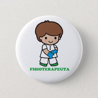 Badges Pin de petit physiothérapeute