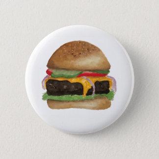 Badges Pin d'hamburger