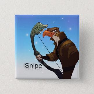 Badges Pin d'iSnipe de légendes de poche