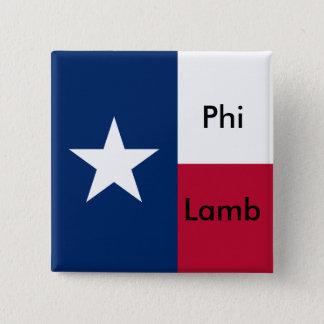 Badges Pin du phi lambda TX de sigma