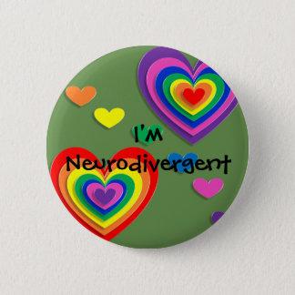 "Badges Pin ""I'm Neurodivergent"""