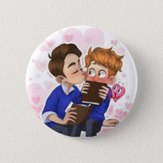 """Badges Pin «In à Heartbeat """""""