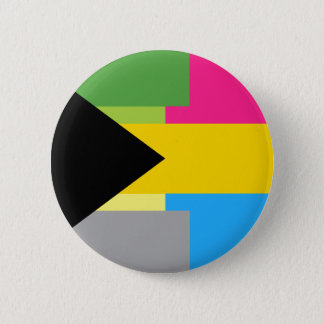 Badges Pin Pansexual de Demiromantic