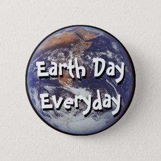 Badges Pin quotidien de jour de la terre