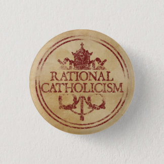 Badges Pin rationnel de catholicisme