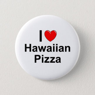 Badges Pizza hawaïenne