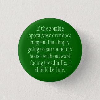 Badges Plan d'apocalypse de zombi