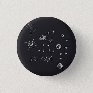 Badges Planètes de l'espace