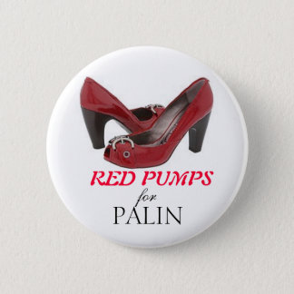 Badges POMPES ROUGES pour Palin