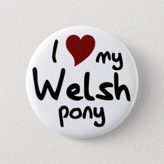 Badges Poney de gallois