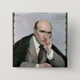 Badges Portrait d'André Gide 1924