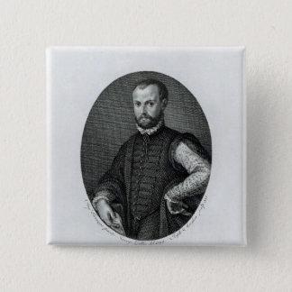Badges Portrait de Niccolo Machiavelli