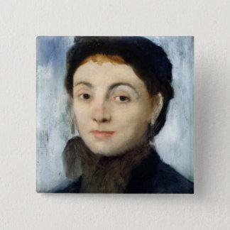 Badges Portrait d'Edgar Degas | de Josephine Gaujelin,