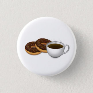 Badges Pour l'amour des butées toriques et du café !