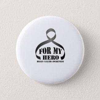 Badges Pour mon cadeau de conscience de cancer du cerveau