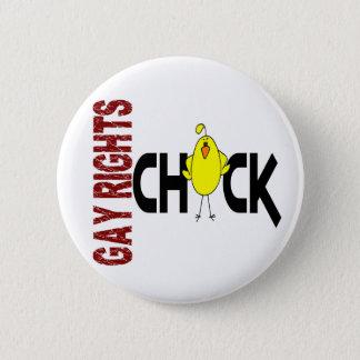 Badges Poussin 1 de droits des homosexuels