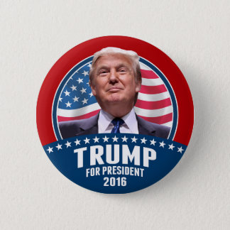 Badges Président 2016 de Donald Trump 4 - conception