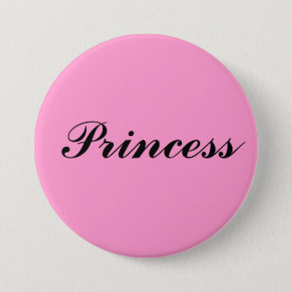 Badges Princesse