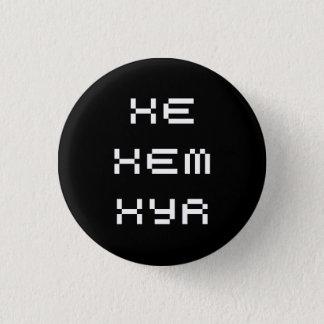 Badges pronoms de xe