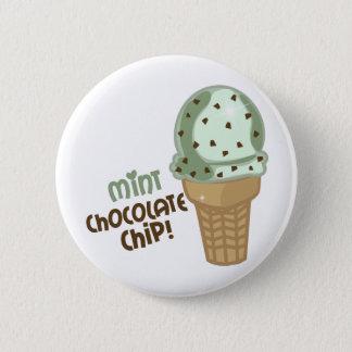 Badges Puce de chocolat en bon état avec le texte