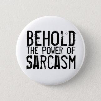 Badges Puissance de sarcasme