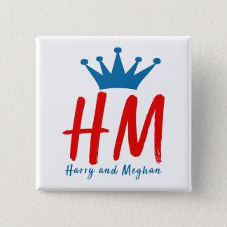 Badges Quand Harry a rencontré Meghan