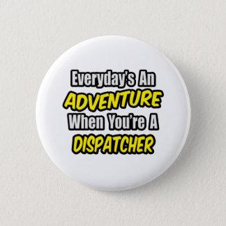 Badges Quotidien une aventure. Expéditeur