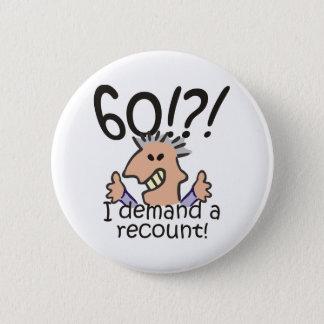 Badges Racontez le soixantième anniversaire