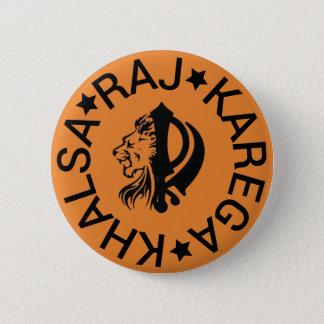 Badges Raj Karega Khalsa