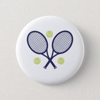 Badges Raquettes de tennis
