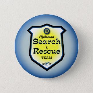 Badges Recherche et équipe de secours d'Afikoman