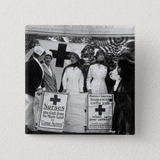 Badges Recrutement d'infirmières