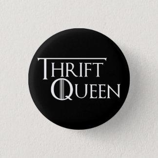 Badges Reine de bouton de Thrifting