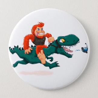 Badges Rex-bande dessinée Bigfoot de la Bigfoot-bande