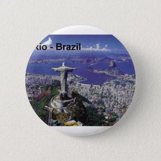 Badges Rio de Janeiro du Brésil (St.K.)