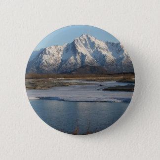 Badges Rivière maximale pionnière de montagne et de