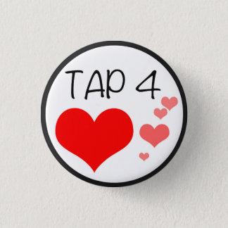 Badges Robinet de PÉRISCOPE pour le Pin de coeurs