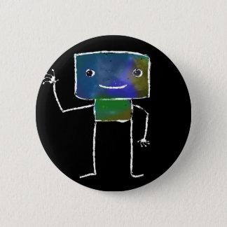 Badges Robots balayés - vol. 1 : Lunabot