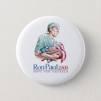 Badges Ron Paul 2008 - Customisé