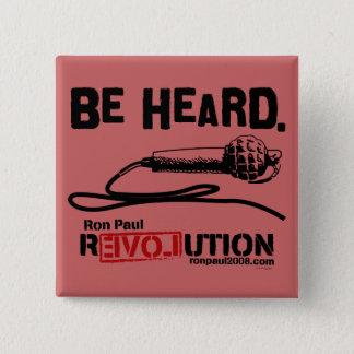 Badges Ron Paul pour le Président Button