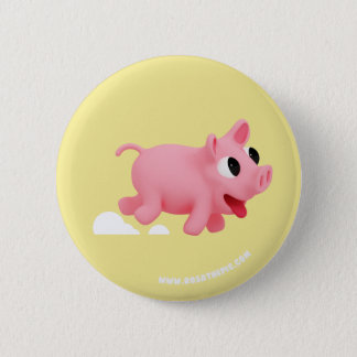 Badges Rosa the Pig le keep running