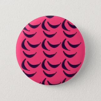 Badges Rose de bananes de conception