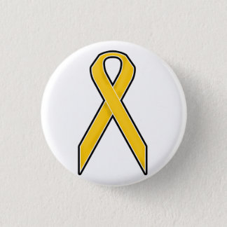 Badges Ruban jaune de conscience