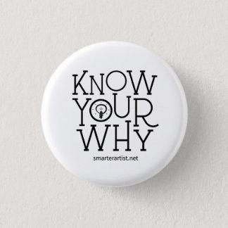 Badges Sachez le votre pourquoi un bouton plus