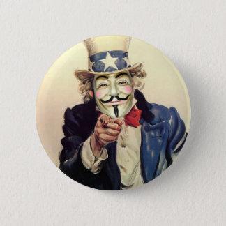 Badges Sam anonyme