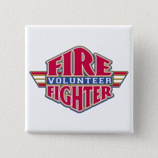 Badges Sapeur-pompier volontaire