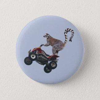 Badges Saut de l'insigne de lémur