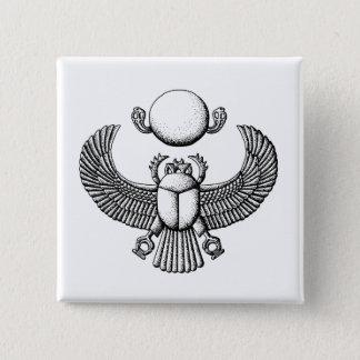 Badges scarabée