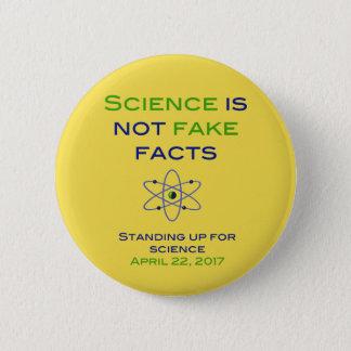 Badges Se lever pour la Science