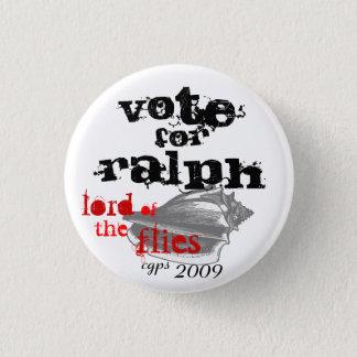 Badges Seigneur du bouton de Ralph de mouches
